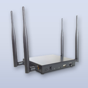 Wi-Fi Man in the Middle Attack