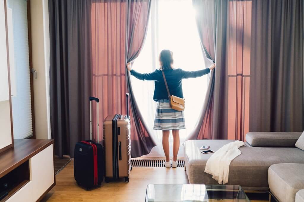 Hidden Cameras in Hotel Rooms