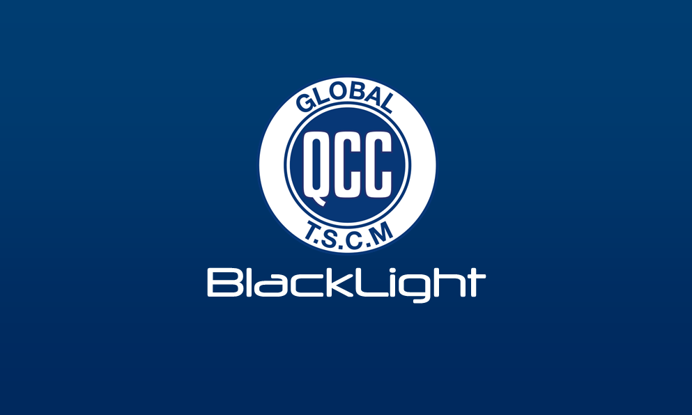 QCC Blacklight