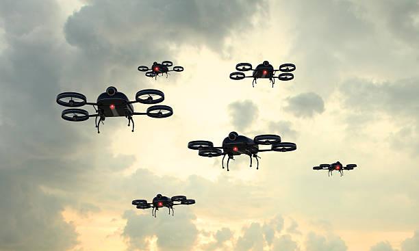 British Army Drones